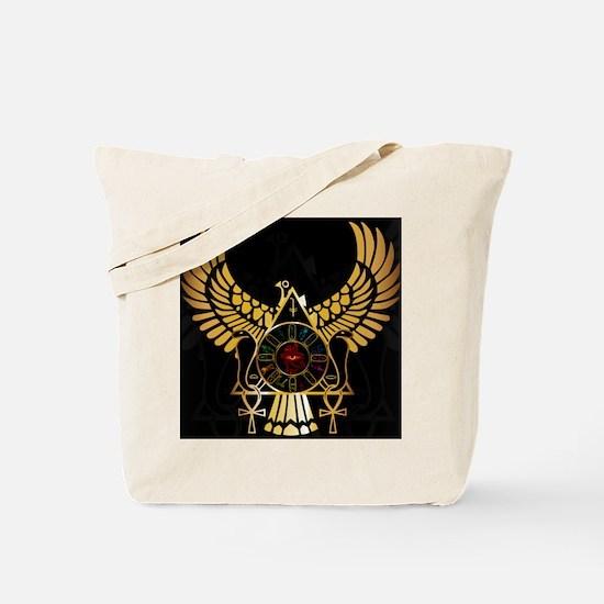 egyptiansquare Tote Bag
