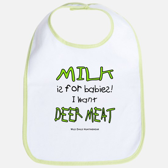 Milk Is For Babies!