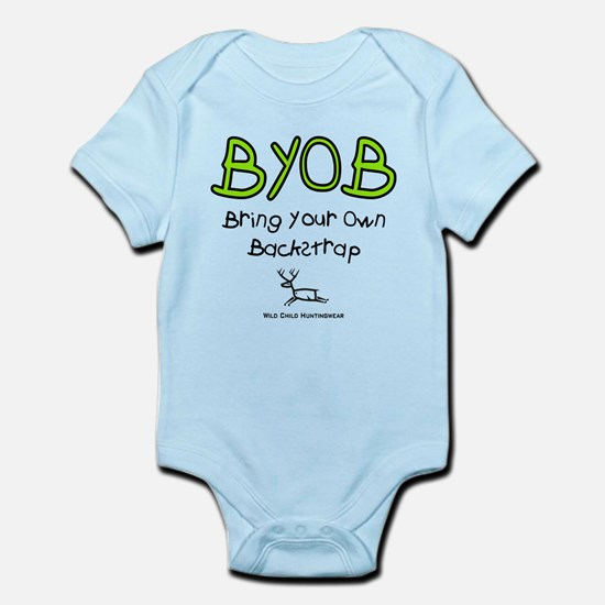 BYOB Infant Bodysuit