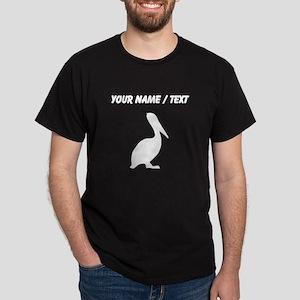 Custom Pelican Silhouette T-Shirt