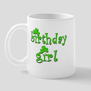 Irish Birthday Girl Mug