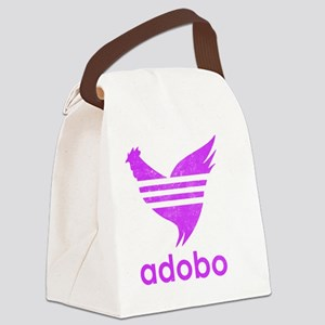 adob-pur Canvas Lunch Bag