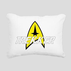 TrekkerA NEW Rectangular Canvas Pillow