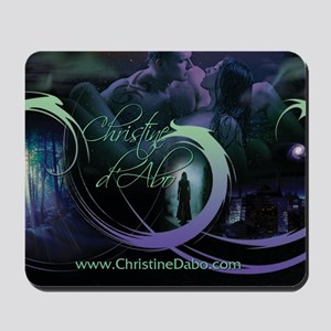 Postcard_FrontCD Mousepad