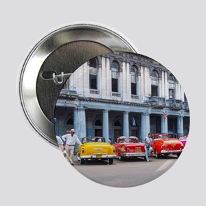 "Cars of Havana 2.25"" Button"