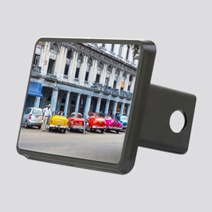 Cars of Havana Rectangular Hitch Cover