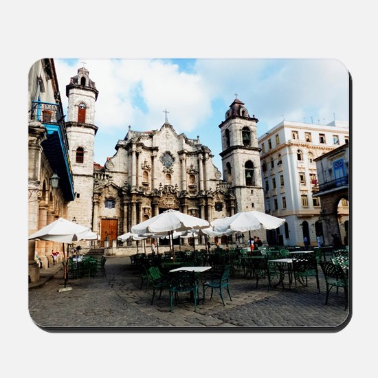 cathedral Sq Mousepad