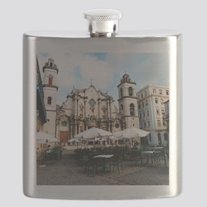 cathedral Sq Flask