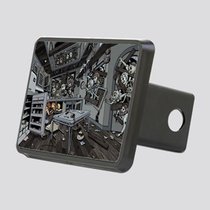 zombies Rectangular Hitch Cover