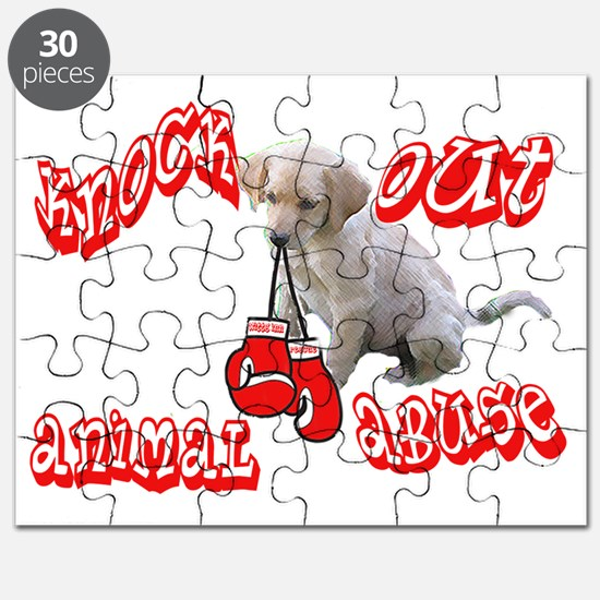 Knock out animal abuse2 Puzzle