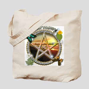 HARMONY-PENTACLE XLG Tote Bag