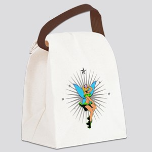 DERBY_GIRL_TINK Canvas Lunch Bag