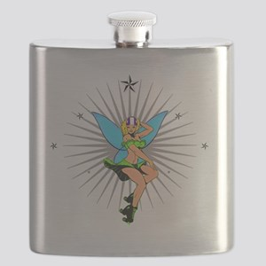 DERBY_GIRL_TINK Flask
