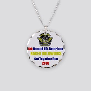 get-together-run-2010 Necklace Circle Charm