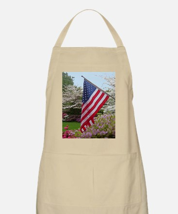 Flag Note Cards  (OXgraphics) Apron