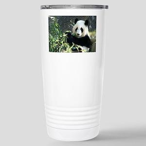 panda2 Stainless Steel Travel Mug