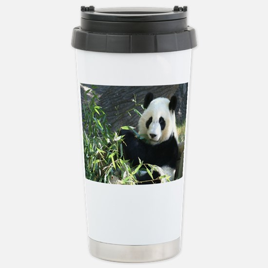 panda2 Stainless Steel Travel Mug