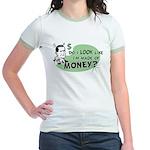 Made of Money Jr. Ringer T-Shirt