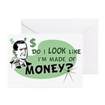 Made of Money Greeting Cards (Pk of 10)
