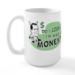 Made of Money Large Mug