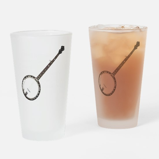 great-theory-blk-T Drinking Glass