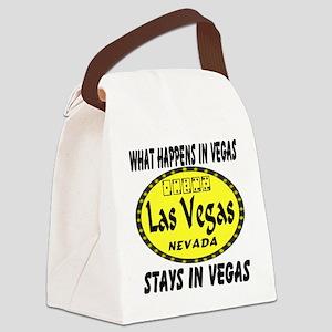 whathappensinvegas_staysinvegas Canvas Lunch Bag