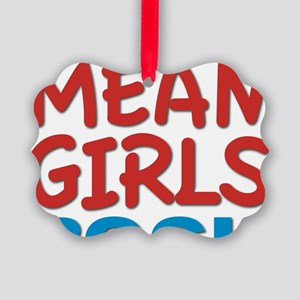 mean girls rock Picture Ornament