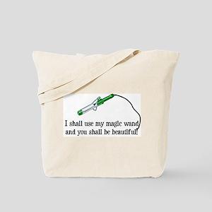 Beauty Shop Magic Tote Bag