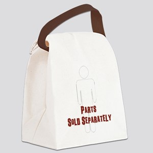 parts Canvas Lunch Bag