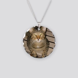 IMG_0643 Necklace Circle Charm