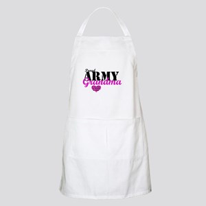 Army Grandma BBQ Apron