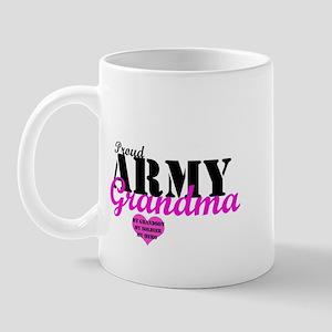 Army Grandma Mug