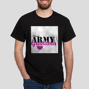 Army Grandma Dark T-Shirt
