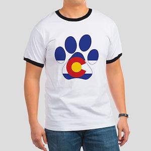 Colorado Paws Ringer T