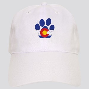 Colorado Paws Cap