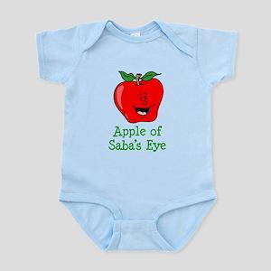 Apple of Saba's Eye Body Suit