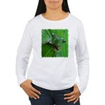 Frog Women's Long Sleeve T-Shirt