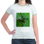 Frog Jr. Ringer T-Shirt