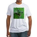 Frog Fitted T-Shirt