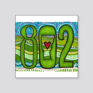 802 Sticker