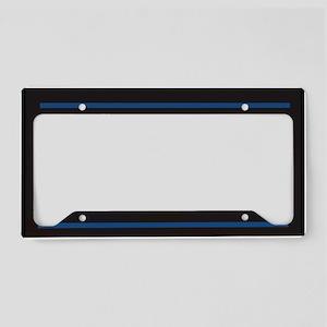 Remember Honor Rectangle License Plate Holder