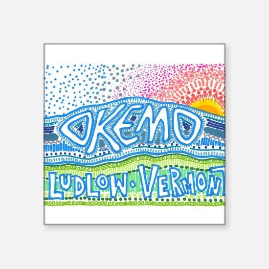okemo Sticker