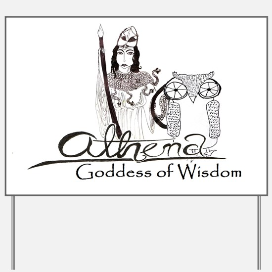 athena05 Yard Sign