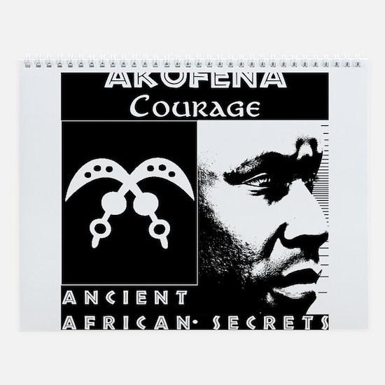Unique African american Wall Calendar