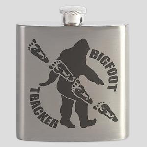 Bigfoot tracker Flask