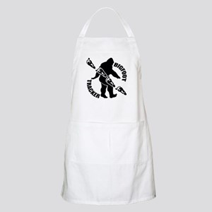 Bigfoot tracker Apron