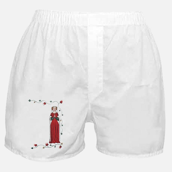 Well Behaved Women Rarely Make histor Boxer Shorts