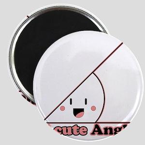 a cute angle Magnet