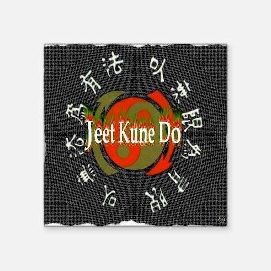 Jeet Kune Do Sticker