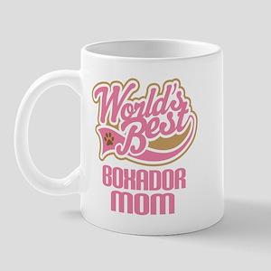 Boxador Dog Mom Mug